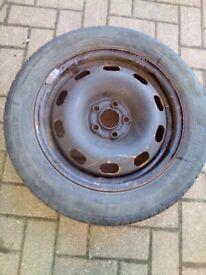 195/55/R15 tyre