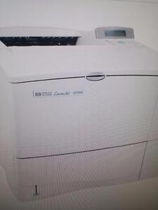 HP LaserJet 4050TN Workgroup Laser Printer C4253A 4050