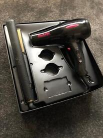 Ghd straighteners and mark hill hair dryer