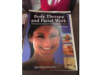 BODY THERAPY AND FACIAL WORK, ELECTRICAL TREATMENTS FOR BEAUTY THERAPISTS. 1999.