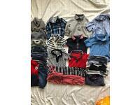 Baby Clothes bundle 3-6 months. next, junior j, mothercare, gap, converse