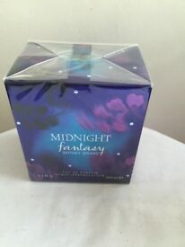 Britney spears Fantasy midnight 100ml brand new boxed