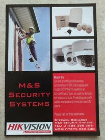 BURGLAR ALARMS/CCTV INSTALLATIONS CREDIT/DEBIT CARDS ACCEPTED FREE QUOTES