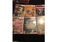 Wii games bundle no 2