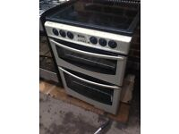 Silver black ceramic electric cooker.....Mint free delivery