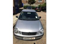 VW polo 2004 automatic 1.4 petrol engine and tyres with very good condition of just 54000 mileage