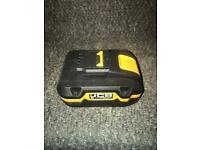 New jcb battery 20volt , 3.0ah