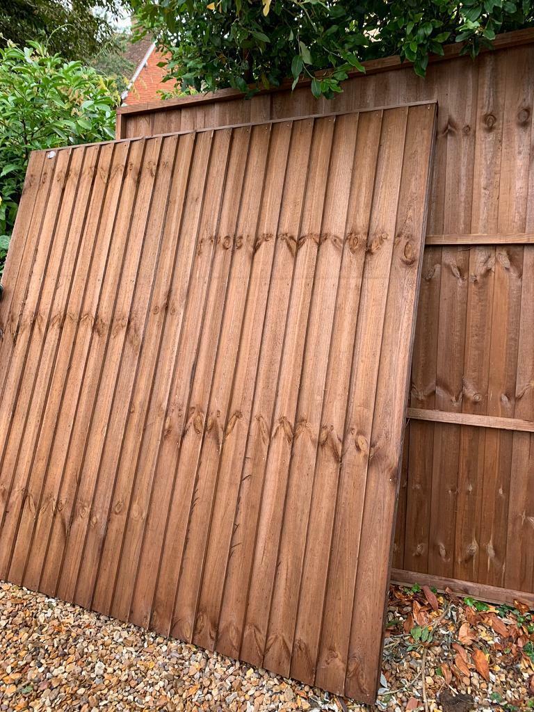 Fencing Panels X2 Grange Closeboard In Shefford Bedfordshire Gumtree