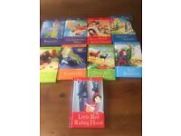 Ladybird Books Favourite Tales classic stories x 9 brand new