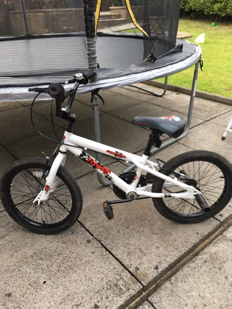 "Kids Bikein Clydebank, West DunbartonshireGumtree - Boys 18"" bmx apollo bike. Just over one year old, good condition"