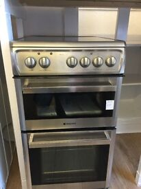 Ceramic hotpoint 500 wide cooker