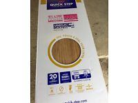 Vinyl Flooring / Quickstep Livyn Balance Classic Oak Natural / BACL40023 one box 2.1m/sq BNIB £50