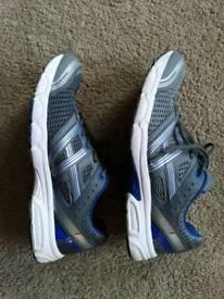 Running sport trail lightweight trainers size 11
