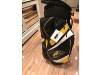 Powakaddy deluxe golf bag new model