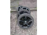 "Vauxhall insignia 19""wheels"