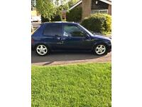 Peugeot 106 gti 16v