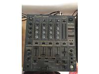 Pioneer DJM 600 - Professional 4 Channel DJ Mixer
