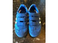 Adidas dragon toddler size 11