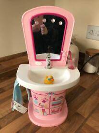 Baby Born Interactive Wash Basin
