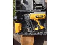Dewalt second fix nail gun
