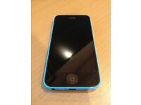 Apple iPhone 5c - 16GB - Blue (EE) Smartphone UK Refurbished