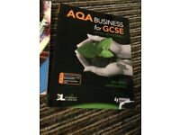 AQA business studies for GCSE: setting up a business. Revision book, RRP £18.99 so total bargain!