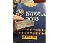 Panini World Cup Russia 2018 Sticker Swaps