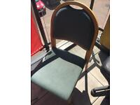 Chair - excellent condition - free to collect ASAP