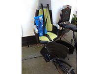 Bobike Maxi Bike Seat with accessories