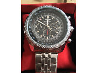 Breitling Bentley Automatic, Chronograph Watch, Boxed *1st Class Postage Available*