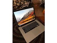 """Apple MacBook Pro Retina 15.4"""" Laptop 2.2ghz i7 16GB Ram 256GB SSD 8 Charge Cycles only"""