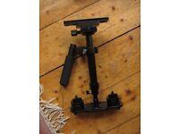 Pro S-40 40CM Handheld Stabilizer for Steadicam Video Camera DSLR DV & Bag