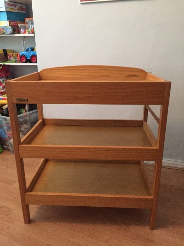 Baby Changing Table (East Coast Clara)
