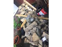 Purbeck Stone - Large quantity for sale £100. Buyer collects