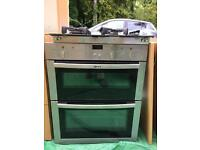 Neff double electric oven - made in Germany!