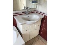Vanity Unit & Sink