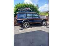 Landrover discovery 2 off road but road legal open to offers