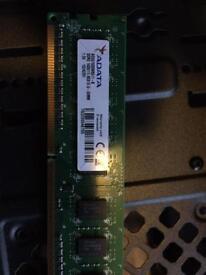 Adata 8gb ddr3 RAM 1600mhz 240 pin desktop