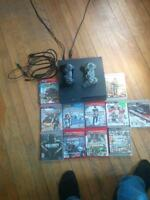 ps3 for sale 250 obo or trade for a Xbox 360