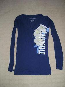 Women's Aeropostale Long-Sleeve Top, sz S