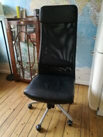 Ikea Markus office chair (Selling for £150 at Ikea now)