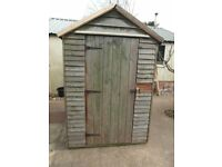 Garden shed 6' x 4' for sale in Bacton