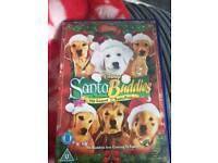 New Santa buddies xmas dvd