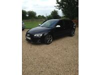 Black edition a3 stronic full service history