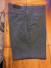 Men's Jeff Bank Trousers 42x31.