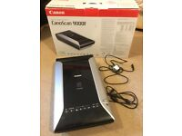 Canon CanoScan 9000F Flatbed Scanner(Mk1), Used, No film sleeves/holders/mounts/manuals