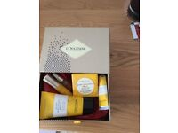Unused L'Occitane Body Products Gift Set