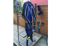 IXS one piece leathers 38 UK £150