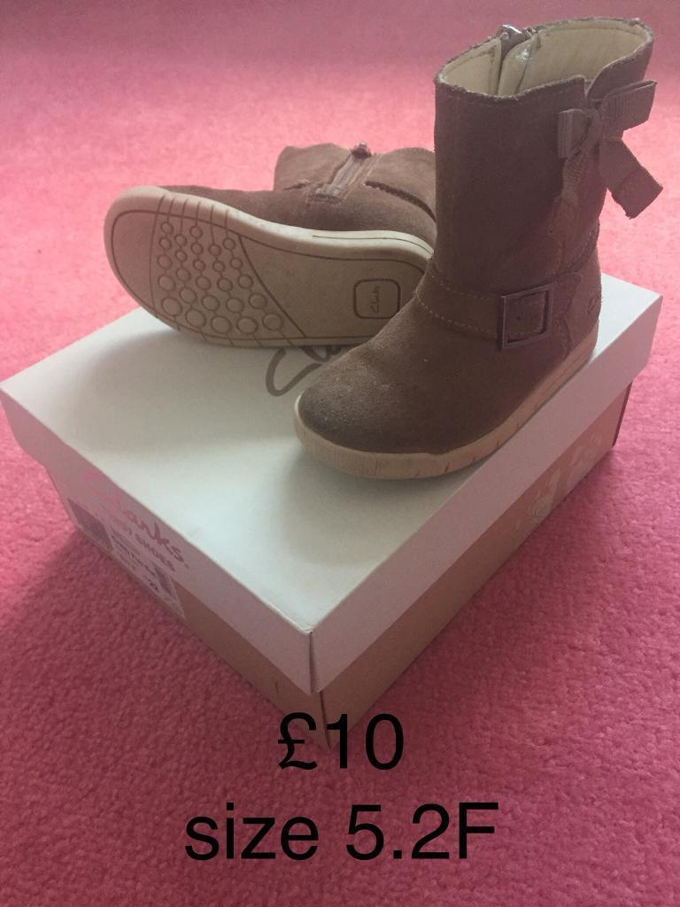Shoes baby girl Clarks