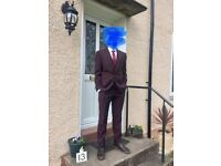Suit for age 14/15